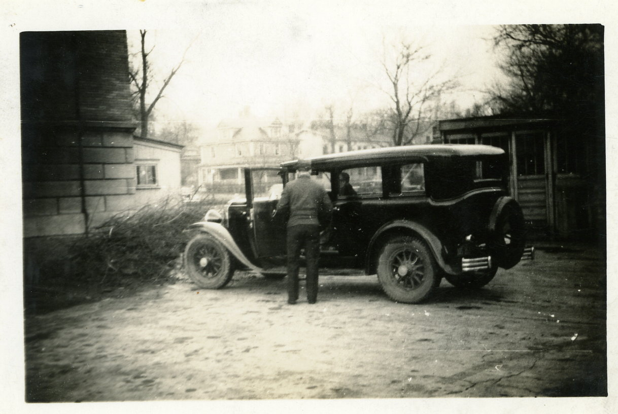 1930 Buick from Ed Ochs Sr. Collection