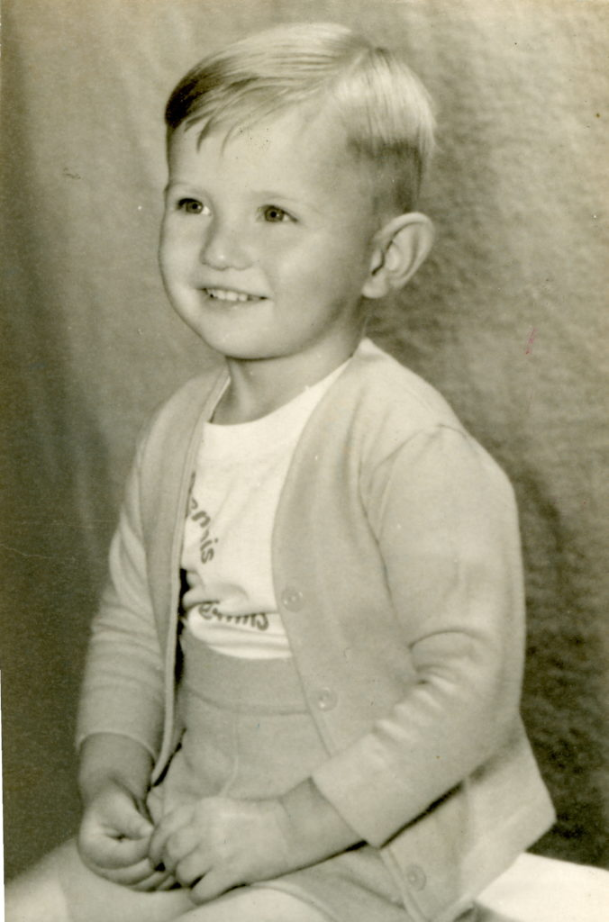 Dennis Henry Wolf - my first cousin once removed. Born July 9, 1945, in Peru, LaSalle County, Illinois.